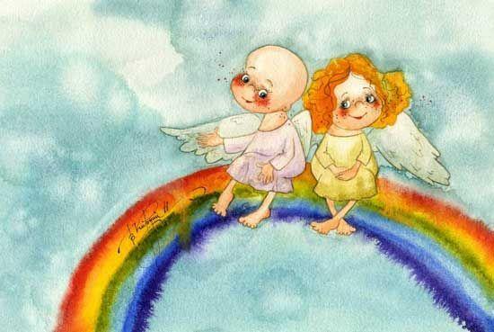 Ангелы радуги